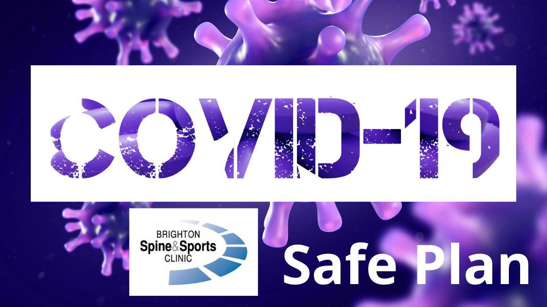 Clinic covid 19 safe plan